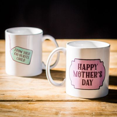 Produits exclusifs - Tasse Happy Mother's Day