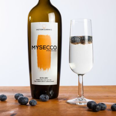 Barbecue - Vin Pétillant DIY MySecco