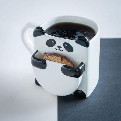 Cadeaux de Noël pour enfants - Tasse Panda Biscuit