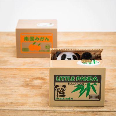 Idées cadeaux pour mettre dans le calendrier de l'avent - Tirelire Panda