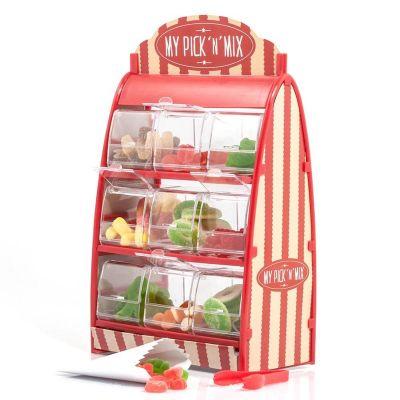 Cadeaux de Noël pour enfants - Stands bonbons remplis Pick'n Mix