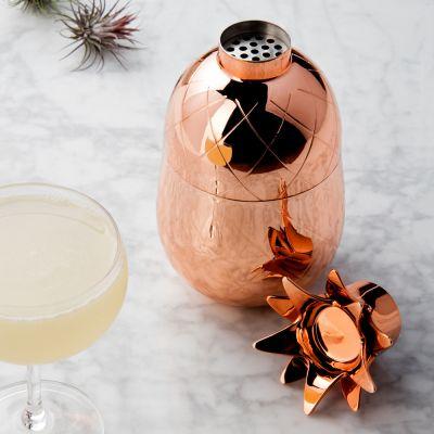 Accessoires de bar - Shaker à cocktails Ananas