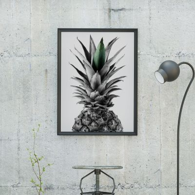 Poster à la carte - Ananas Poster par MottosPrint