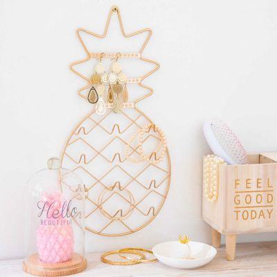 Cadeau fête des mères - Porte-bijoux Ananas