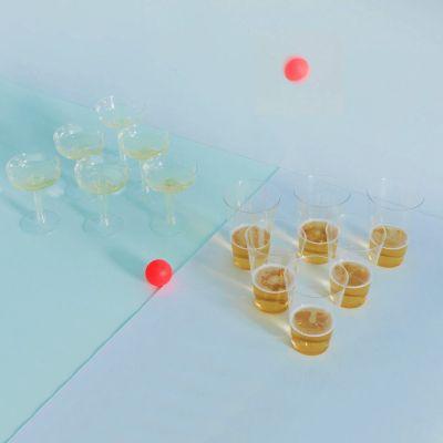 Cadeau 30 ans - Prosecco Pong VS Beer Pong