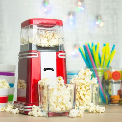 Cuisine & Barbecue - Mini Machine à Pop-Corn Rétro