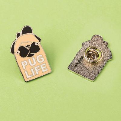 Vêtements & Accessoires - Pin's Pug Life
