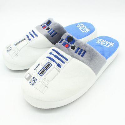 Cadeau d'adieu - Chaussons R2-D2