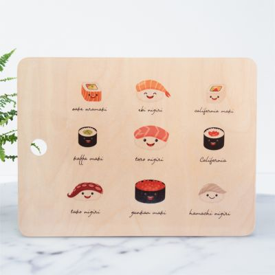 Produits exclusifs - Planche à découper Sushi