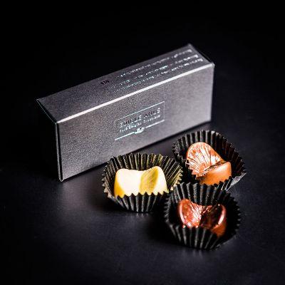 Cadeau Saint Valentin Homme - Anus en chocolat