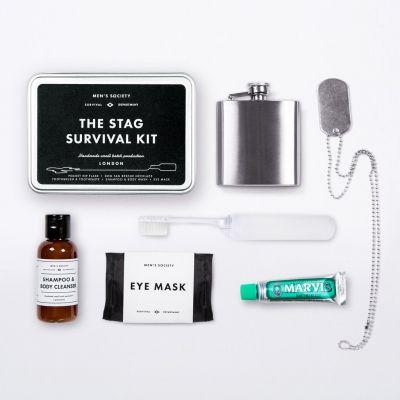 Voyages - Kit de Survie - The Stag