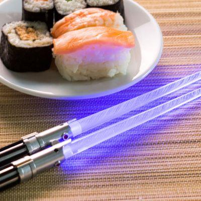 Cadeaux de Noël pour Papa - Baguettes sabres lasers Star Wars