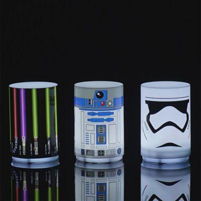 Nouveautés - Mini-lampes Star Wars
