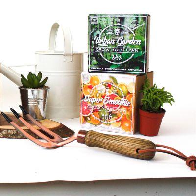 Été - Kit de Jardinage Urbain