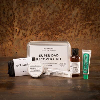 Cadeaux de Noël pour Papa - Kit de rétablissement Super Daddy