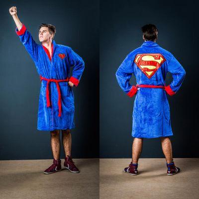 Cadeaux de Noël pour parents - Peignoir Superman