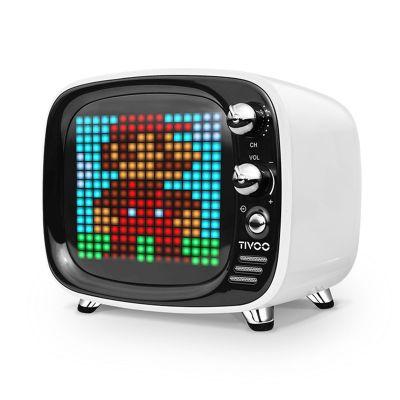 Gadgets   High-Tech - Enceinte Bluetooth Tivoo Pixel Art 90313f3f6d44