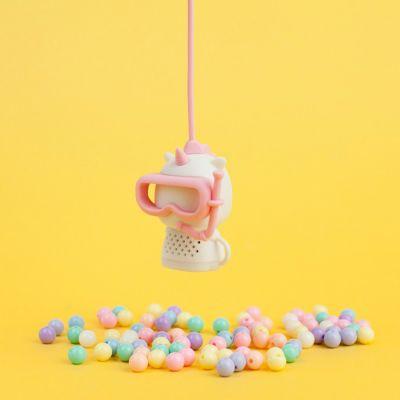 Idées cadeaux pour mettre dans le calendrier de l'avent - Boule à thé Licorne