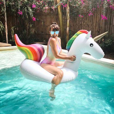Gadgets d'été - Bouée géante Licorne