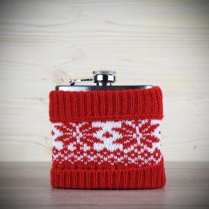 Flasque Pullover de Noël