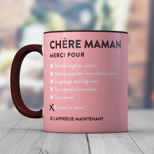 Tasse Chère Maman