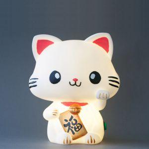Lampe Maneki-Neko