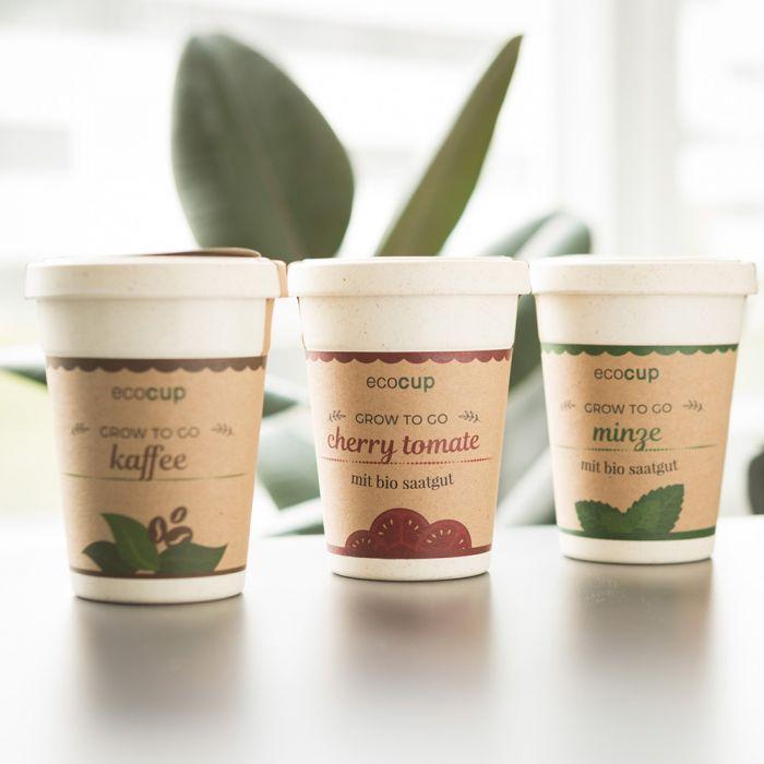 Ecocup – Gobelet à Plantes