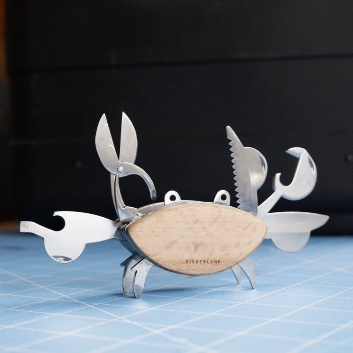 Crabe Multi-outils