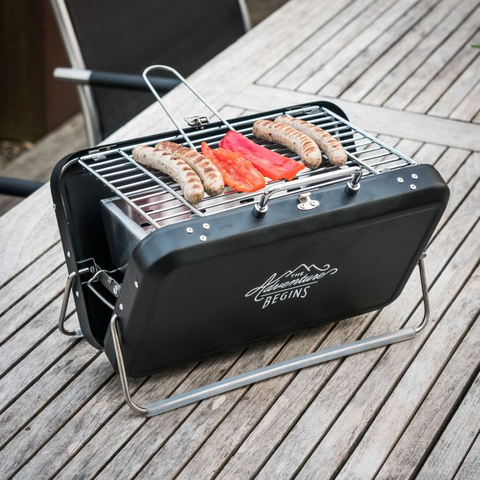 Valise Barbecue Wild & Wolf