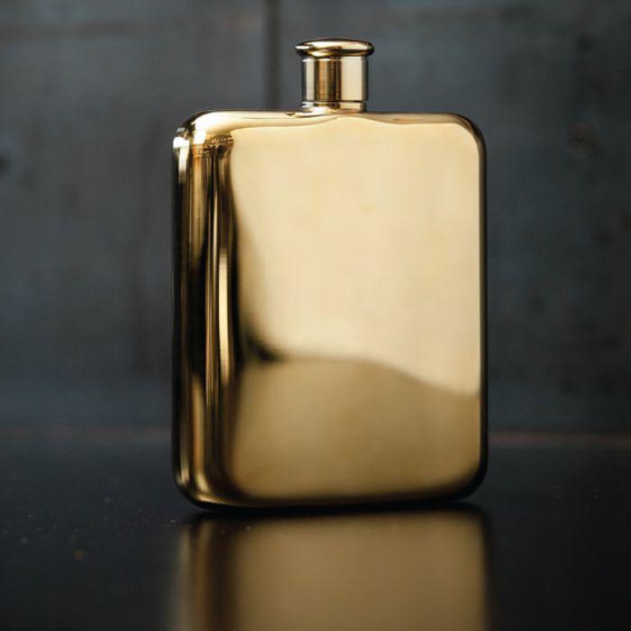 Flasque Dorée