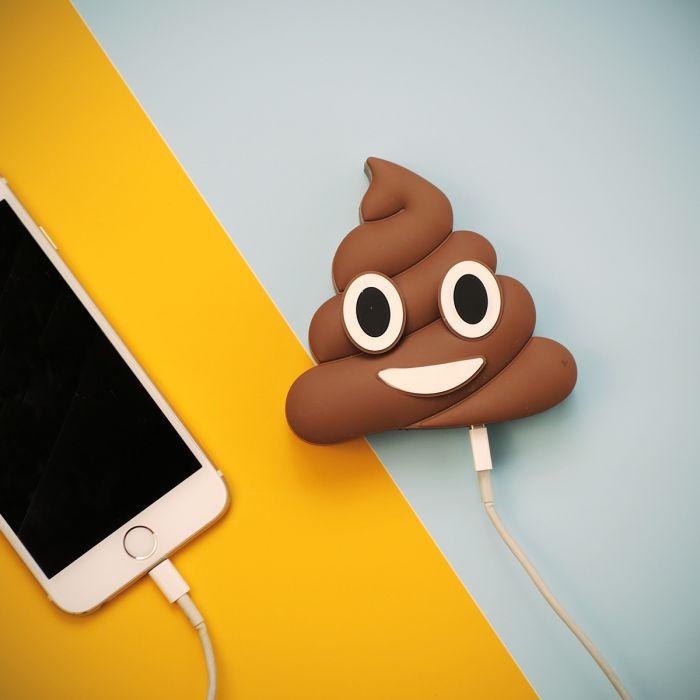 Chargeur pour Smartphone - Crotte