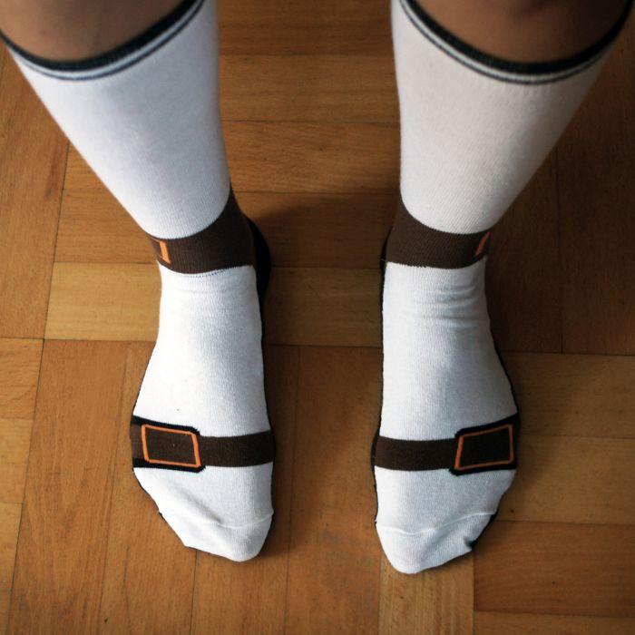 619355e25df Les chaussettes sandales