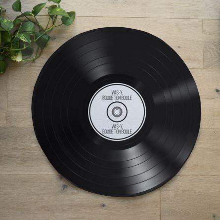 Tapis de Bain Personnalisable en forme de Vinyle