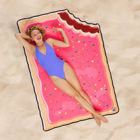 Serviette de plage Pop-Tart