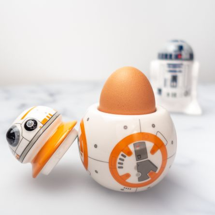 Kit de 2 coquetiers Star Wars BB-8 & R2D2