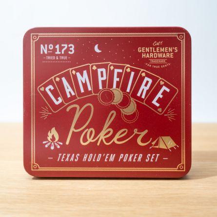 Set de Poker pour le Camping