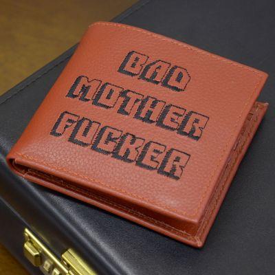 Porte-monnaie Bad Mother Fucker