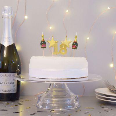 Décoration & Mobilier - Bougies d'anniversaire pour les 18, 21 ou 30 ans