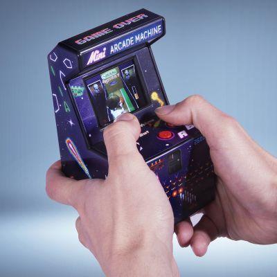 Cadeau 50 ans - Mini Borne d'Arcade - 240 en 1