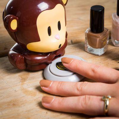 Gadgets pour la maison - Singe Sèche-Vernis à Ongles
