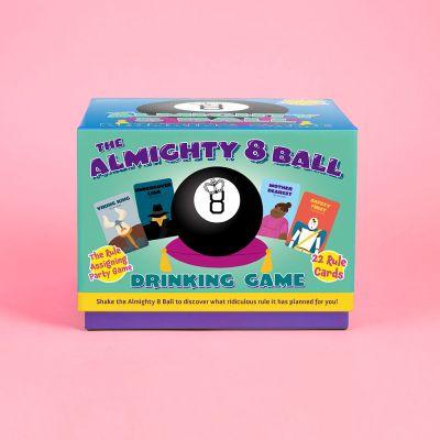 Jeux & Farces - Boule Magique 8 - Jeu à Boire