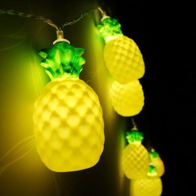 Éclairage - Guirlande Ananas