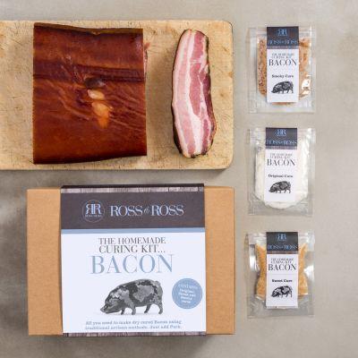 Plaisirs gustatifs - Kit de Salaison Maison Ross & Ross