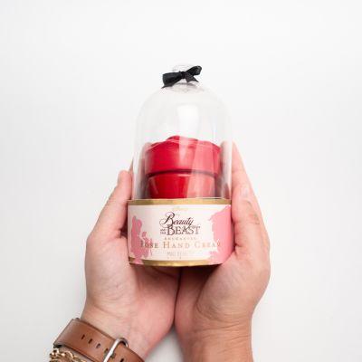 Cadeau pour sa copine - Crème pour les mains - La Belle et la Bête