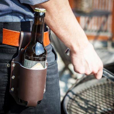 Cadeau autour de la bière - Etui à bière