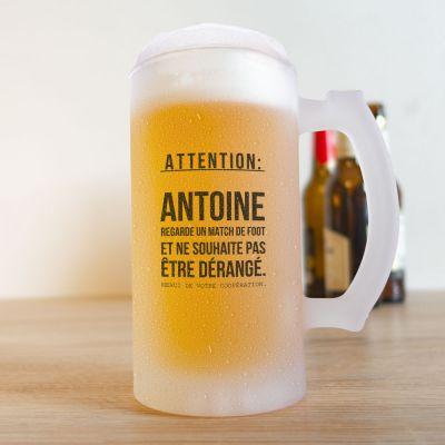 Maison et habitat - Chope à Bière pour les Fans de Football
