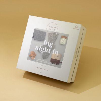 Maison et habitat - Coffret Cosy Big Night In