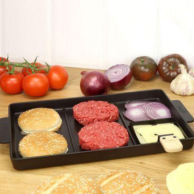 Cadeau anniversaire Femme - Poêle Burger Chef