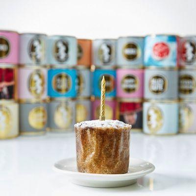Plaisirs gustatifs - Gâteaux en Boîte de Conserve