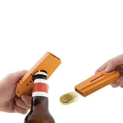 Cadeau autour de la bière - Cap zappa - Décapsuleur lance-capsules